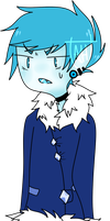 Jack Frost by orchidi
