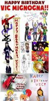 GIANT Vic Mignogna Birthday by rockinrobin
