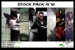 Stock Pack 10 by Gamung