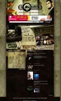 MySpace layout by DjSlide