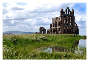 St Hilda's Abbey, Whitby by bitesthesun