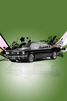 mustang 1 by Thijser