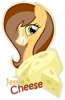 Jessie Cheese - MLP:FIM - OC 01 by RavenEvert