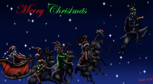 Merry Christmas 2015 by Bloodfire09