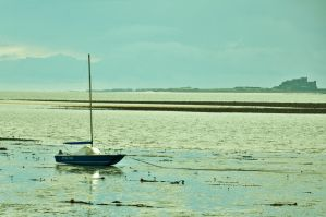 Lindisfarne Harbour II by scribbleXcore