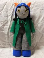 +Plush.C+ Nepeta Leijon by Darling-Poe
