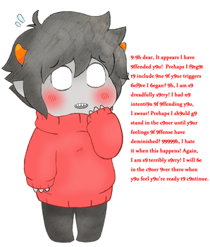 YOU FORGOT TO CHECK YOUR PRIVILEGE VANTAS! by Onslaught14