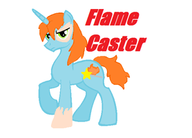 Flame Caster by Mighty-C-amurai