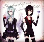 This heart of mine, it's yours to hold. by BlackStarsShineToo