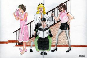 Queen - I Want To Break Free by Mary-Aisha