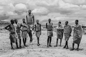 High Tribe II - Masaai Mara by siddhartha19
