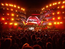 The Rolling Stones, Live by GaryRoswell007