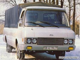 ZIL-3302 by MADMAX6391