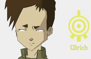 Code Lyoko: Ulrich by SlipknotPrincess