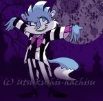 Welcome to my nightmare - Marvin as BeetleJuice by Utsukushii-hachisu