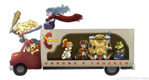 Chrono Trucker by Kirbopher15