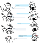 A conversation by Robian-Kat