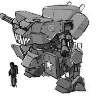 And Yet Another Mech by Rafta