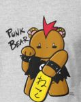 GOOD FORTUNE PUNK BEAR by ChibiCelina
