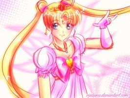 Neo Sailor Moon by rialeene