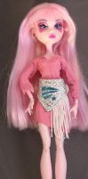 JEM Monster High Custom Doll 1 by enchantress41580