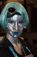 Robot Girl by make-up-magick