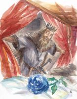 The legend of Bael the Bard by cabepfir