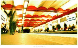 metro parisienne two by kn23
