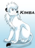 Kimba by cleanminded911