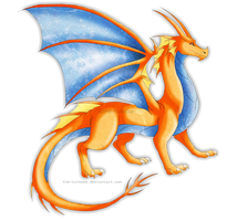 DQ Dragons: Fidelis by The-Nutkase