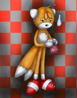 Tails doll by king-boom-boo