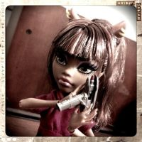 Uhura Clawdeen by kk-jazz