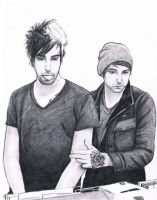 Jack and Alex by Zyca