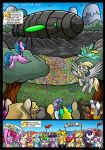 Equestria's War of the World's Page 8 by Berty-J-A