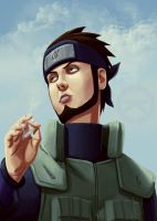 Asuma by renegade21