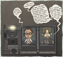 RE4: Don't Ask by sparkyHERO