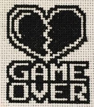 Game over by purenightshade