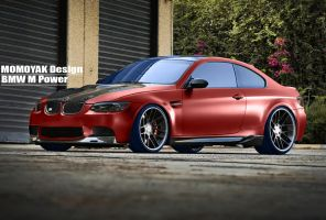 Strasse Forged M3 e92 by MOMOYAK  by MOMOYAK