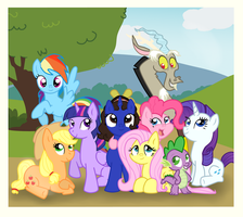 MLP: Group Photo by vcm1824
