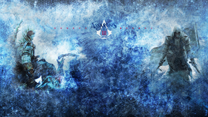 Assassin's Creed 3 Ice Wallpaper by blackcan1122