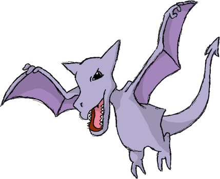 Aerodactyl by monberlin