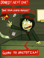 Papers, GDI !!! by skyblitzhart