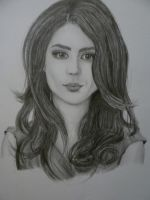 Spencer - Pretty Little Liars by Tammy--J