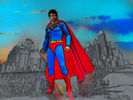 Smallville Superman by DMWVCS