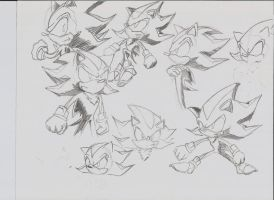 Shadow Sketches by Project--Shadow