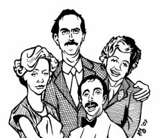 Fawlty Towers by glenkamo