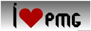 I Love Pmg by ZiWeS