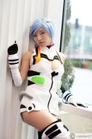 Rei Ayanami by StellaChuu