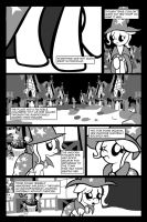 Recovery: Page 1 by TommyOliverDraws