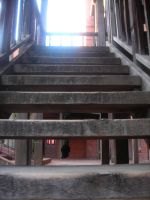 Stairs-1 by slave-screams-stock